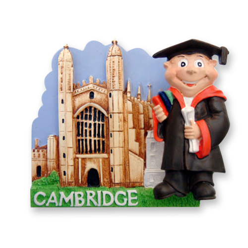 Magnet – Cambridge Student Bobble