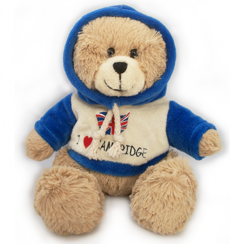 Teddy Bear - I Love Cambridge