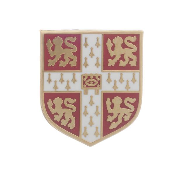 Elizabeth Parker Lapel Pin - University Red Crest