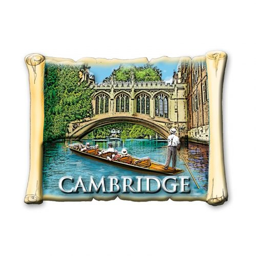 Bridge of Sighs magnet