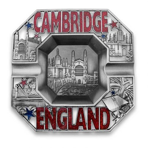 Cambridge England ashtray