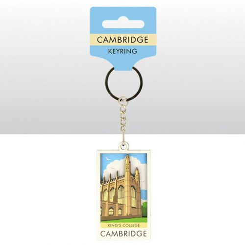 Contemporary Kings College keyring