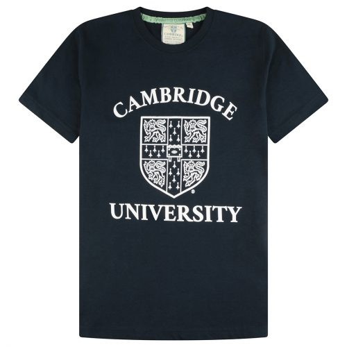 University-of-Cambridge-large-crest-printed-tshirt-navy