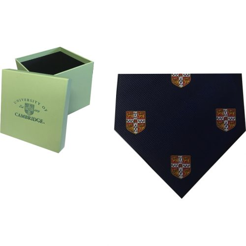 elizabeth-parker-University-of-Cambridge-red-crest-silk-tie