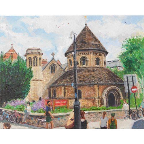 Emily Fowke Gift Card - The Round Church