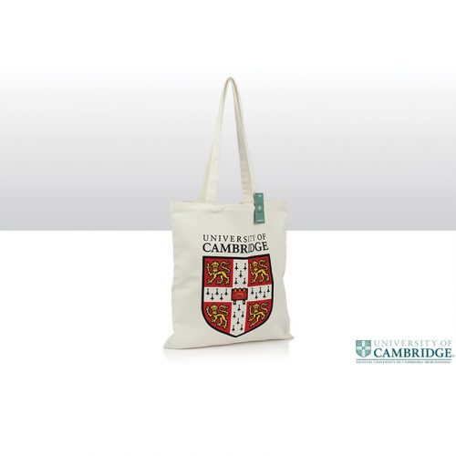 University of Cambridge cotton tote bag