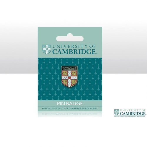 University of Cambridge pin badge single