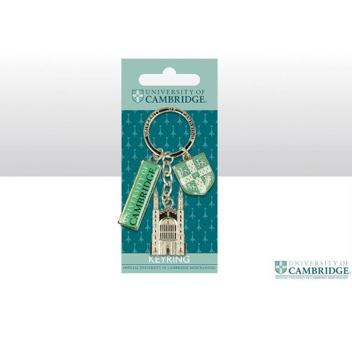 University of Cambridge Kings College bar keyring